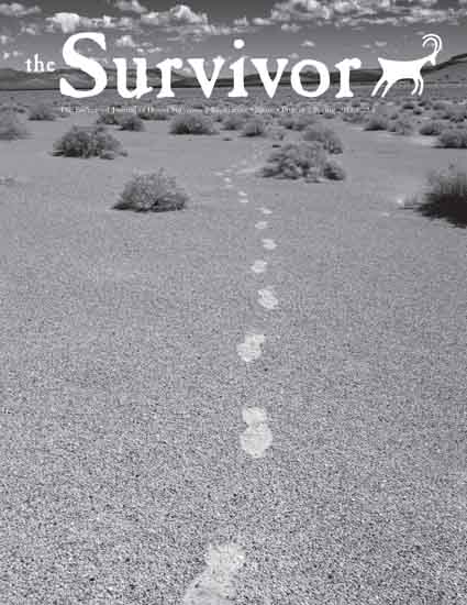 Survivor Spring 2013 Cover